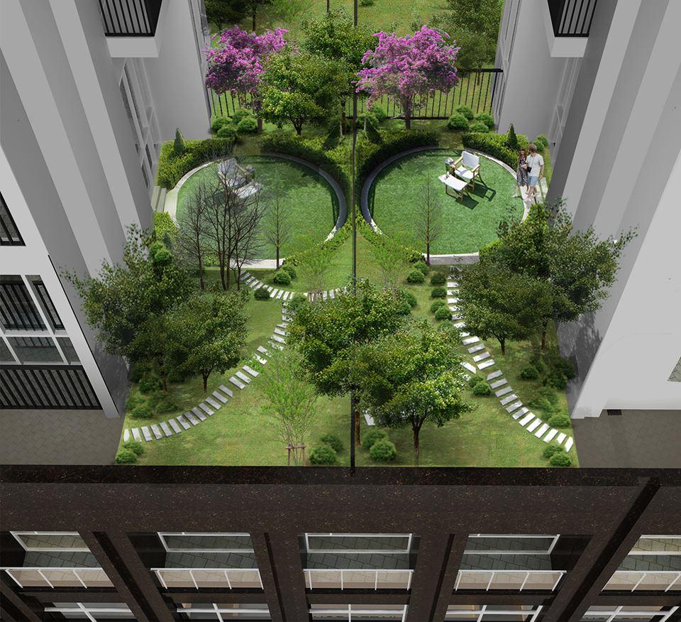 ph nha trang không gian sống xanh